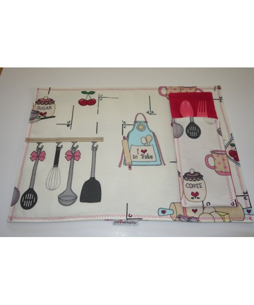 PLACE MATS AND TABLE SLEEVES KITCHEN STUFF