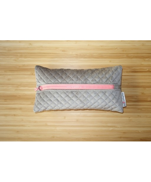 CAPITONE TISSUE CASE GREY