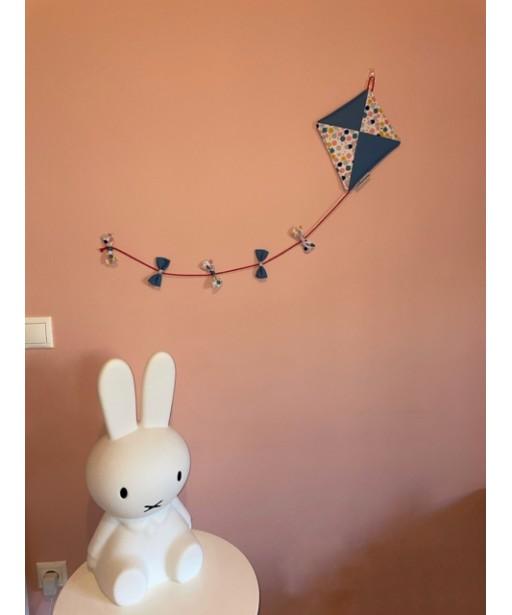 Kite wall decoration
