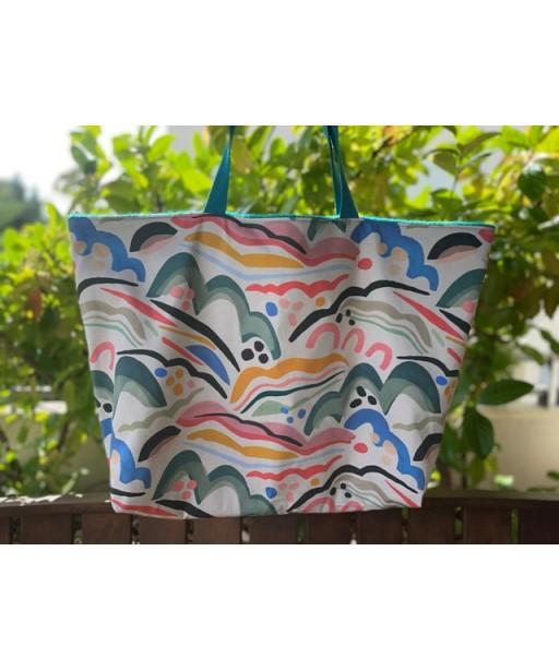 Τσάντα παραλίας _ Canvas