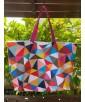Beach bag _ multicolor