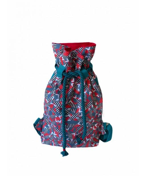 Παιδική τσάντα παραλίας_fish herd