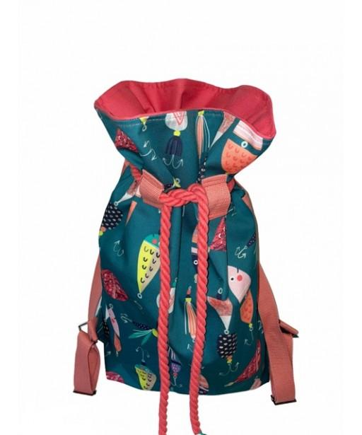 Παιδική τσάντα παραλίας_fishing