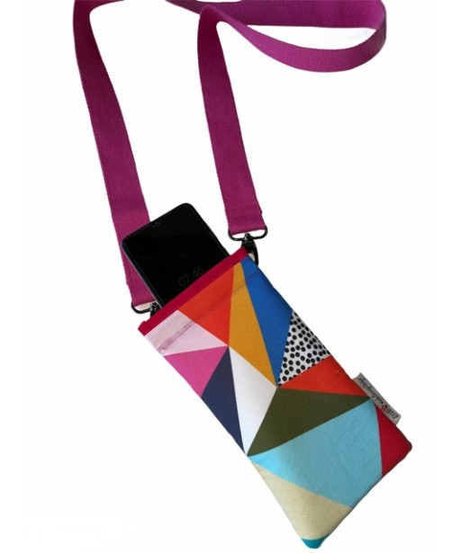Hanging mobile case_multicolor