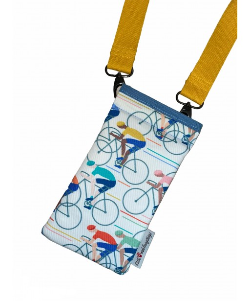 Hanging mobile case_cycling