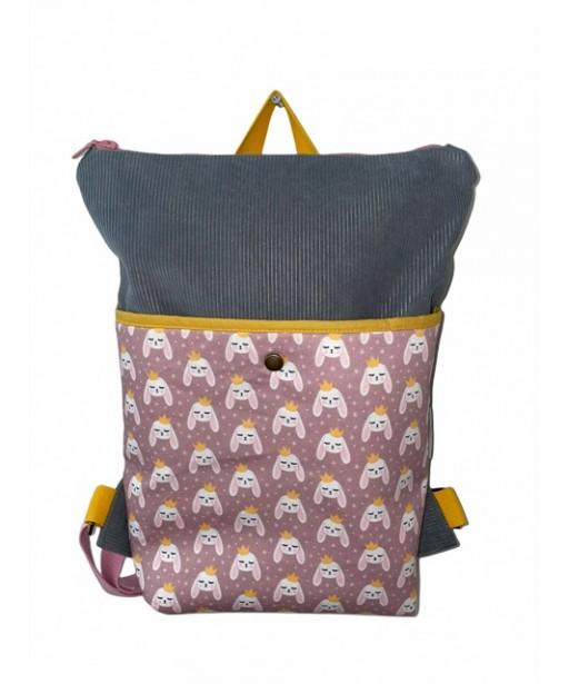 Princess rabbit backpack