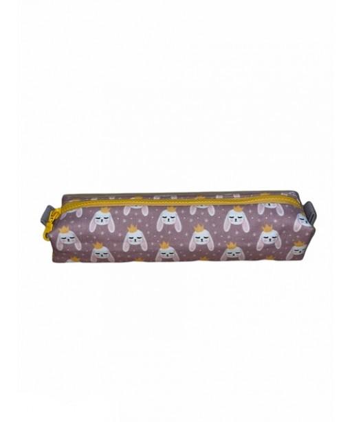 Pencil case princess bunny