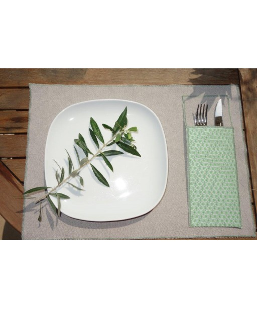 TABLE SLEEVES OLIVE GREEN